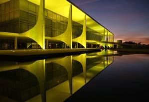 Palácio do Planalto Foto: Michel Filho / Agência O Globo / 12-5-2016