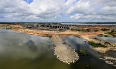 Na mira. Belo Monte: o Tribunal de Contas da União iniciou, como consequência da Lava-Jato, auditoria para verificar se houve conluio no leilão da usina, em abril de 2010 Foto: Divulgação
