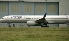 Voo UA-880 desvia para a Irlanda após turbulência Foto: Reprodução UTV Ireland
