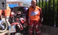 Giuseppe Bibi já havia ajudado vítimas de terremoto em outras três ocasiões Foto: Reprodução Internet
