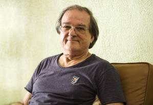Professor Daniel Aarão Reis Foto: Fabio Seixo / Agência O Globo