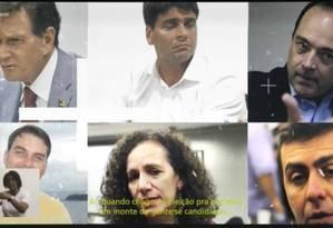 Campanha de Indio da Costa (PSD) tem críticas a outros candidatos Foto: Reprodução