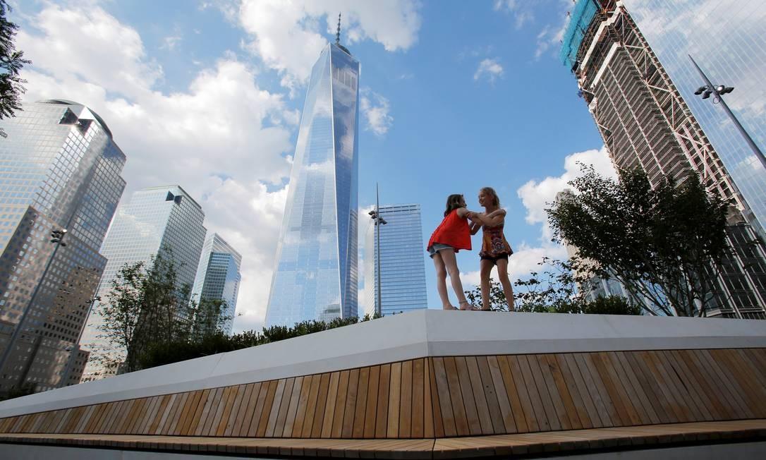 Quinze anos após o 11 de Setembro, uma nova Nova York