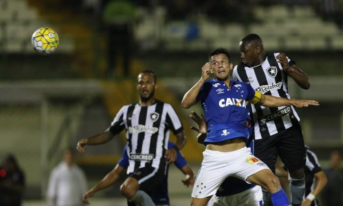 Botafogo x Cruzeiro 2016