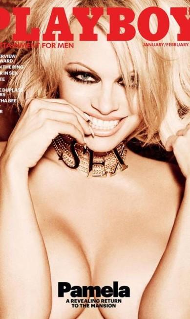 Edição especial da Playboy em janeiro/fevereiro de 2016 Reprodução/Instagram