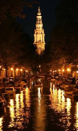 Amsterdã, Holanda Foto: Visit Europe / Divulgação