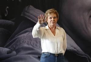 A candidata do PMDB à prefeitura de São Paulo, Marta Suplicy: R$ 120 mil em espécie guardados em casa Foto: Edilson Dantas / Agência O Globo / 30-7-2016