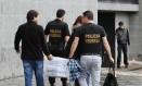 Polícia Federal cumpre mandados em fase da Lava-Jato Foto: Michel Filho / O Globo/Arquivo 03/09/2016