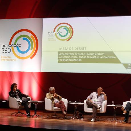 Inscrições para participar da terceira edição do Educação 360 começam nesta quinta-feira Foto: Pablo Jacob / Agência O Globo