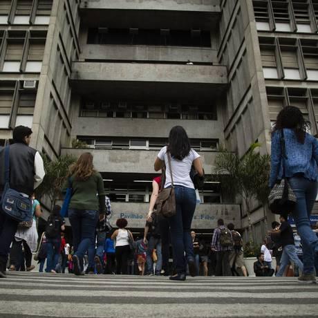 Reformulação na prova poderá ser pautada pela Base Nacional Comum Curricular Foto: Fernando Lemos / Agência O Globo