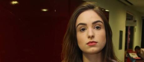A jornalista Patrícia Lélis teve o pedido de prisão feito pela Polícia de São Paulo Foto: Ailton de Freitas / Agência O Globo