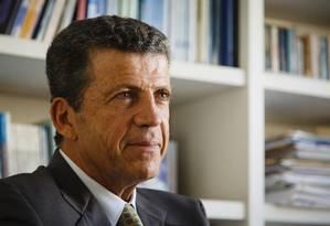 EC Rio de Janeiro (RJ) 29/08/2016 - Claudio Frischtak, economista. Foto : Fernando Lemos / Agencia O Globo Foto: Fernando Lemos