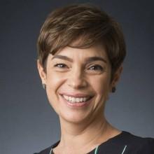 A colunista Renata Lo Prete Foto: Agência O Globo