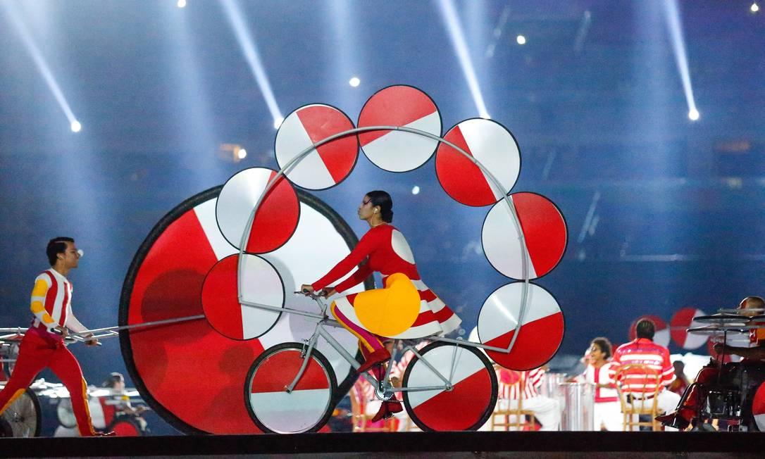 Cerimônia de abertura dos Jogos Paralimpicos Marco Antonio Teixeira / MPIX / CPB