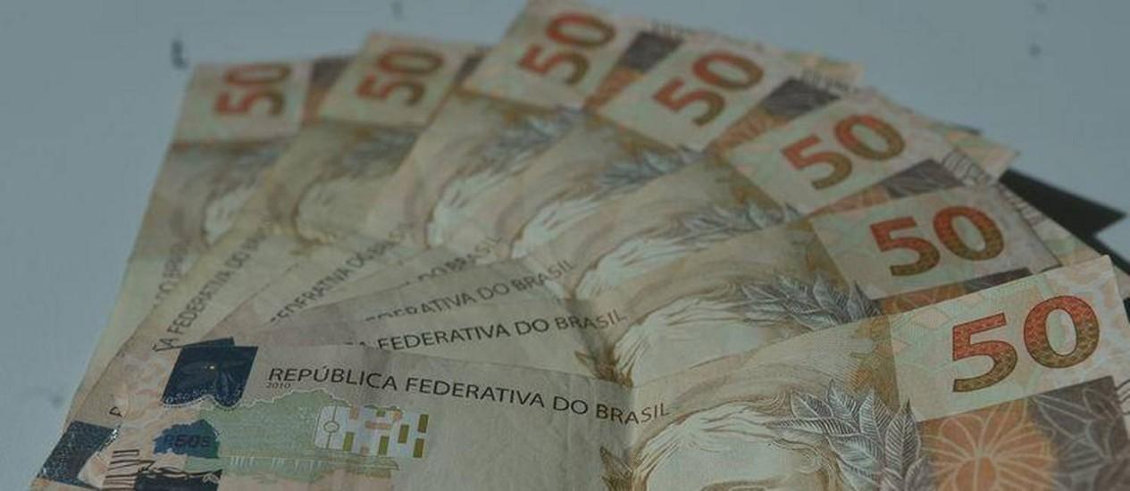 Valores Foto: Agência O Globo