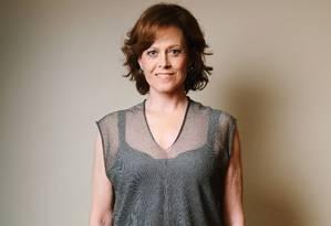 A atriz Sigourney Weaver Foto: Casey Curry/Invision/AP