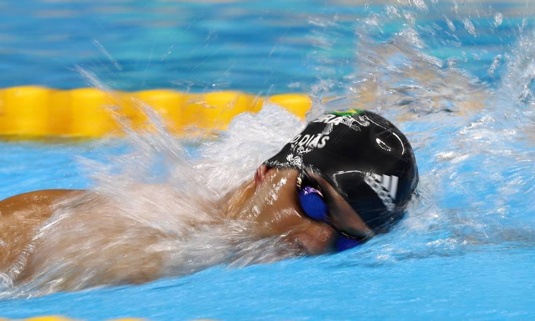 Daniel Dias conquista medalha de ouro nos 200m livre Pablo Jacob / Agência O Globo