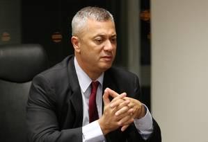 O antigo advogado-geral da União, Fábio Medina Osório, exonerado por Michel Temer Foto: Michel Filho / Agência O Globo