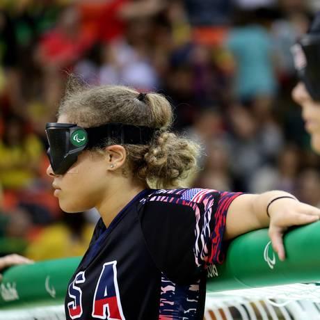 Americanas ficaram sem adversárias; Argélia perdeu por W.O Foto: Marcelo Theobald / Agência O Globo
