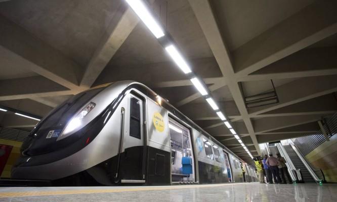 Linha 4 do metrô ajudou na valorização Foto: Márcia Foletto / Agência O Globo
