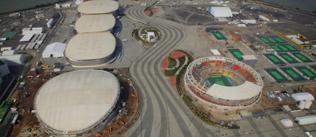 Nos dois dias, são esperadas mais de 300 mil pessoas, superando a movimentação durante a Olimpíada Foto: Genilson Araújo / Agência O Globo