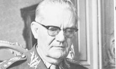 """General-presidente. Em seu governo, Ernesto Geisel iniciou o processo de abertura política """"lento, gradual e seguro"""" Foto: Arquivo"""