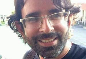Imagem do perfil no Tinder de Wilian Botelho Foto: Reprodução
