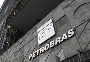 Fachada da Petrobras: governo estuda usar gás do pré-sal para fomentar indústria Foto: Pedro Teixeira/25-5-2016/