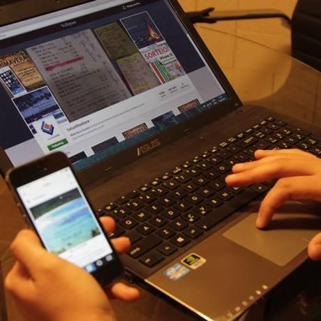 Acordo entre os dois países para comércio eletrônico será assinado até o fim deste ano Foto: Nina Lima/17-9-2014