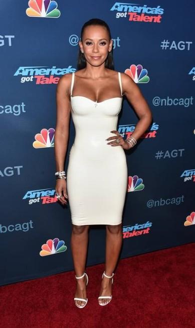 "Vestido superjusto no ""America's Got Talent"" Alberto E. Rodriguez / AFP"