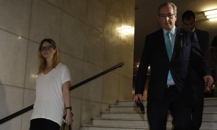 Câmara deve decidir hoje futuro político de Eduardo Cunha