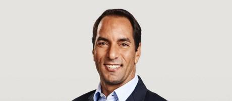 Edmundo, ex-jogador e atual comentarista no Fox Sport Foto: Divulgação