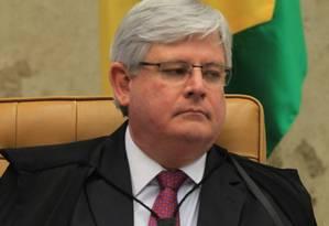 O procurador-geral da República, Rodrigo Janot Foto: Ailton de Freitas / 01-09-16 / Agência O Globo