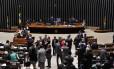 Câmara teve aprovação de seis Medidas Provisórias por acordo nesta terça-feira, dia seguinte à cassação de Eduardo Cunha