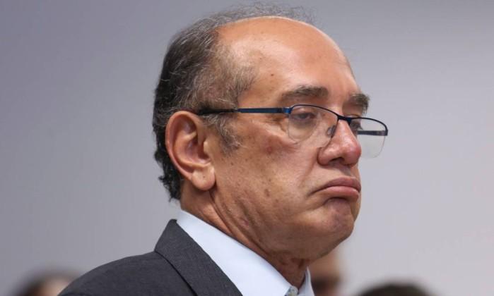 Resultado de imagem para imagens do ministro Gilmar Mendes