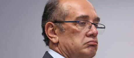 O ministro do Supremo Tribunal Federal (STF) Gilmar Mendes: juristas apresentaram pedido de impeachment do magistrado Foto: Arquivo / 06/09/2016 / André Coelho / Agência O Globo