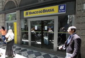 Gueitiro Matsuo Genso, presidente da Previ, fundo de pensão do Banco do Brasil, participou do congresso da Abrapp Foto: Paulo Nicolella / Agência O Globo