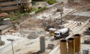 Obras de tratamento do solo são realizadas na Vila do Pan Foto: Agência O Globo / Bia Guedes