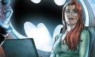 Batman conta com os dados colhidos pela Oráculo para combater o crime em Gotham City Foto: Reprodução / Internet
