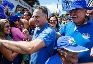Candidato a reeleição, Luciano Cartaxo lidera as intenções de voto em João Pessoa Foto: AlessandroPotter / Divulgação