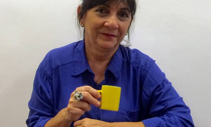 """Marta Pessoa: """"Velhice não é um tema charmoso num país que assimilou o culto à juventude"""" Foto: Divulgação/Alexandre Grojsgold / O GLOBO"""