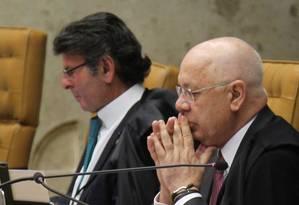 Ministro Teori Zavascki é relator da Lava-Jato no STF Foto: Ailton de Freitas / Agência O Globo