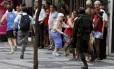 Moradores se apavoram com correria nas ruas do bairro