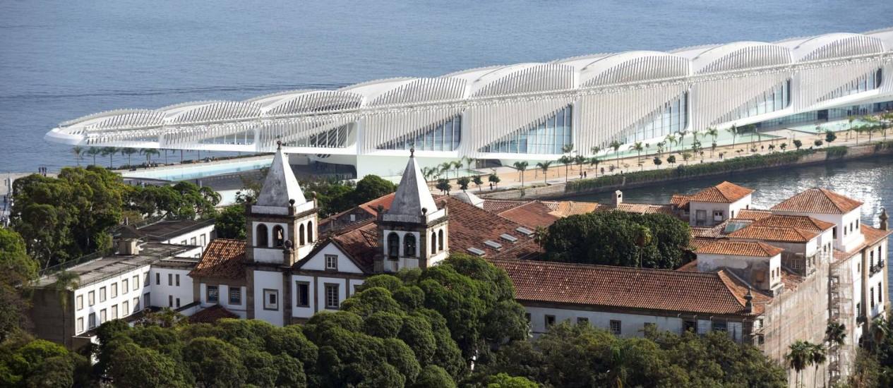 Com a ferramenta é possível ver o Rio por novos ângulos Foto: Divulgação