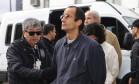 Marcelo Odebrecht, preso na 14ª fase da Operação Lava-Jato, em junho de 2015 Foto: Geraldo Bubniak / Parceiro/O Globo
