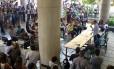 Estudantes da PUC acompanharam sabatina do candidato Carlos Osorio (PSDB)