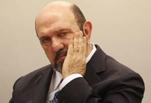 Em depoimento, Ricardo Pessoa declarou ter doado R$ 20 milhões para a reeleição de Dilma Foto: Ailton de Freitas / Agência O Globo 15/09/2015