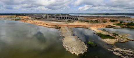 Obra de Belo Monte. Especialistas receiam que alterações no licenciamento enfraqueçam análise técnica de projetos Foto: Secretaria geral da presidência/Divulgação