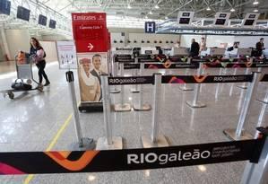 Consórcio enfrenta dificuldades para obter financiamento junto ao BNDES Foto: Custódio Coimbra / O GLOBO