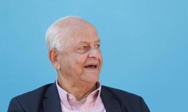 Coaracy Nunes, presidente da CBDA (Confederação Brasileira de Desportos Aquáticos) Foto: Márcio Alves / Agência O Globo